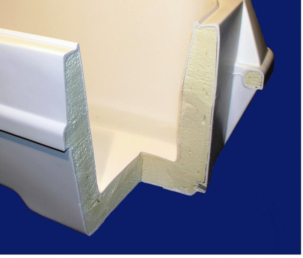 Custom Design Sprayed Insulated Engineering