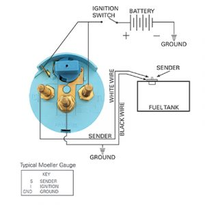 Honda Marine Fuel Gauge Wiring Diagram - Wire Data Schema •